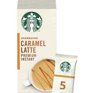 Starbucks速溶拿铁 5条装