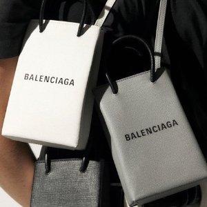 低至4折 €197收T恤Balenciaga 巴黎世家大促上新 超好价捡漏好时机