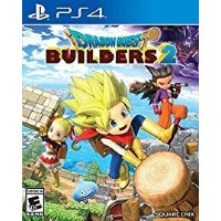 Square Enix DQ 建造者2 PS4 实体版
