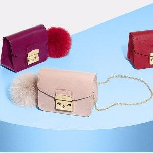 低至5折 链条小方包直降上新:Furla澳洲官网 精选时尚美包促销