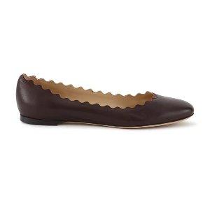 Chloe花瓣鞋