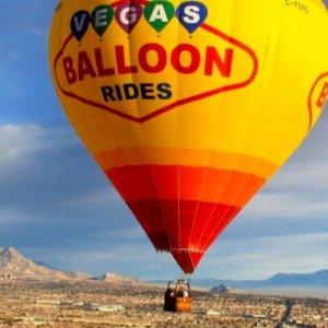$169起 含早餐/零食/香槟等拉斯维加斯 Vegas Balloon 热气球之旅