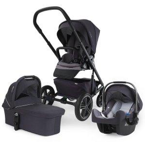 $779.9Nuna Mixx 荷兰高档婴儿推车+睡篮+安全提篮套装