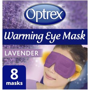 7.5折 每片不到£1Optrex 加热薰衣草眼贴热卖中 冬季给眼部最好的关爱