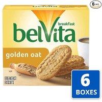 Belvita 酥脆迷你早餐全麦饼干 30包