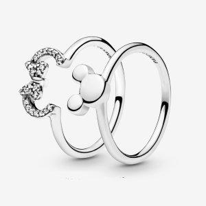 Pandora戒指套装