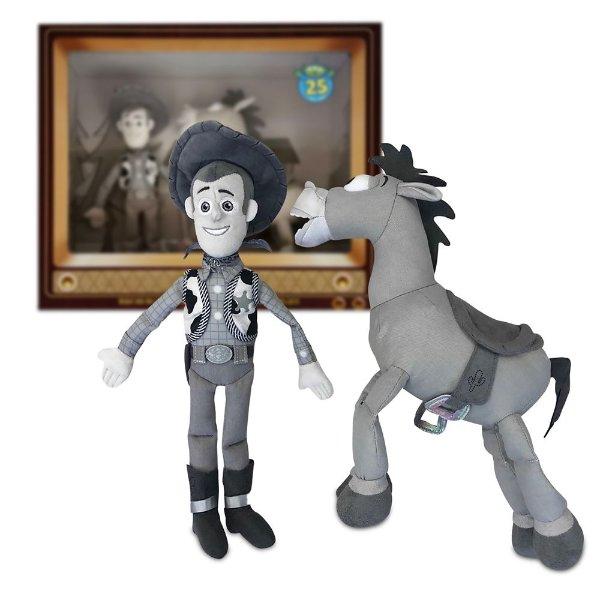 Woody and Bullseye  玩偶套装