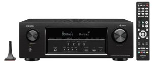 $299Denon AVRS730H 7.2 Channel AV Receiver with Built-in HEOS wireless technology