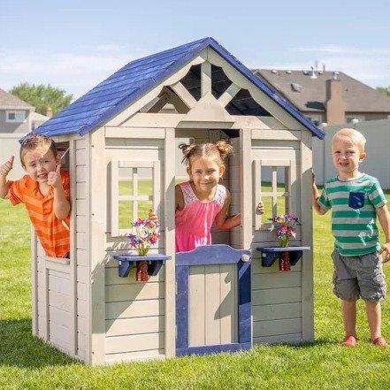 庭院儿童娱乐设施