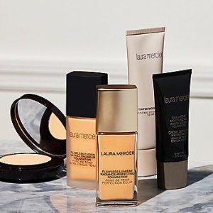 Laura Mercier 30% Off + 5-piece GWP Beauty Products @ Gilt City