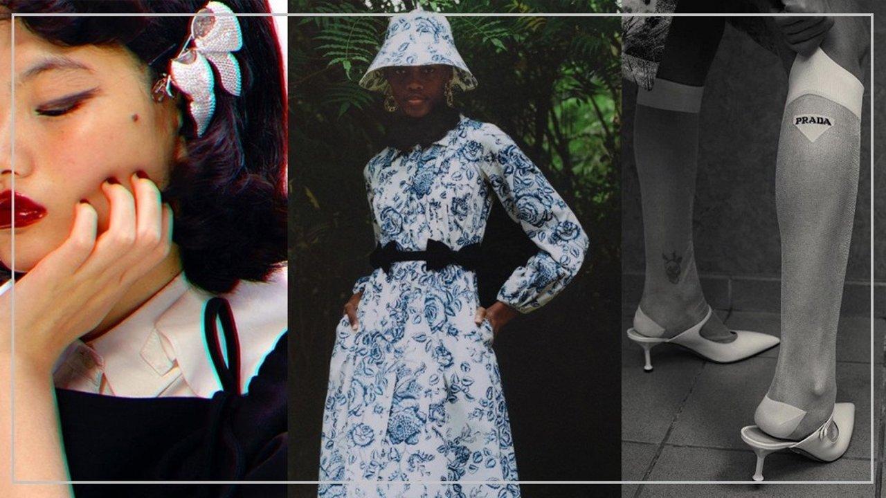 除了包鞋服饰,配饰也是精致穿搭的灵魂!