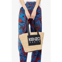 Kenzo 草编包包