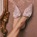 入脚即走,时髦精们人脚一双!时髦鬼最爱的春夏15款平底穆勒鞋