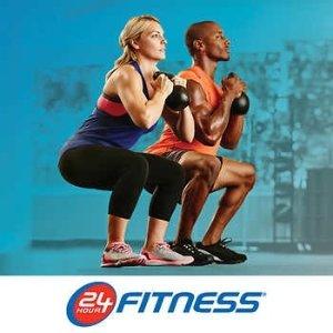 $39924 Hour Fitness 2-year ALL-CLUB SPORT Membership