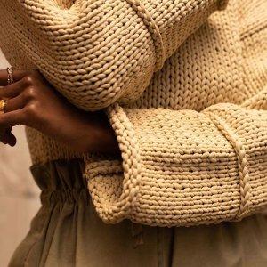 冬日里必备ASOS 精选秋冬美衣热卖 收温暖毛衣、开衫