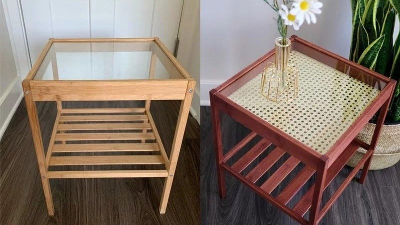 家具改造全攻略 | 8款易上手家具改造方案 | 教你利用各种常见工具给餐桌、餐椅、鞋柜、边桌手动旧貌换新颜