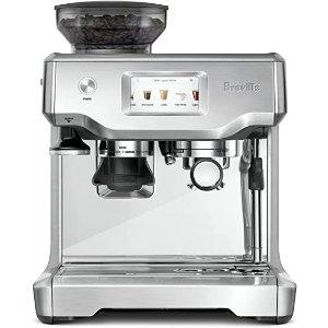 Breville专业级触控智能意式咖啡机