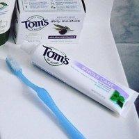 Tom's of Maine 全效型含氟牙膏 薄荷味 2支