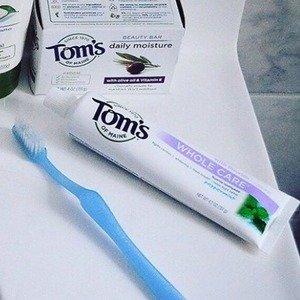 全效型含氟牙膏 薄荷味 2支