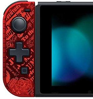 $14.99 (原价$24.99)HORI 马里奥主题 Switch 左侧 Joy-Con控制器