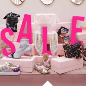 Up To 50% OffShoes & Bags Sale @ Sophia Webster