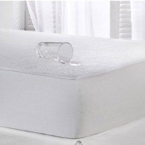$17.85(原价$62)团购:纯棉防水床垫保护垫低价热卖 防水 抵制霉菌和螨虫困扰