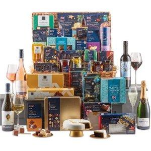 低至£19.99起上新:Aldi 圣诞美食礼品篮上新 美酒美食欢度圣诞