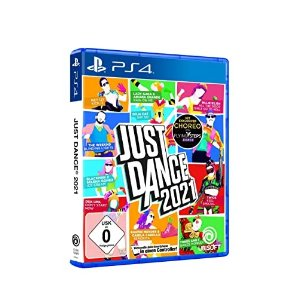 UBISOFTJust Dance 2021 PS4版