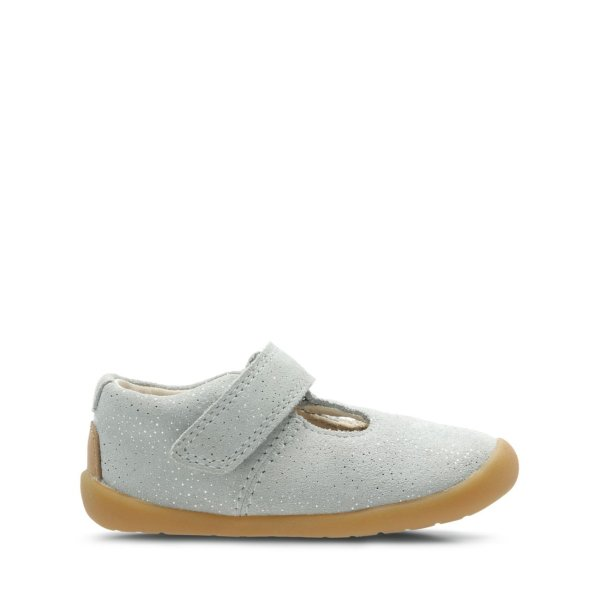 Roamer Go 婴儿麂皮鞋