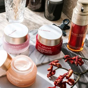 Up to 25% OffExtended: Clarins Gift and Value Sets Sale