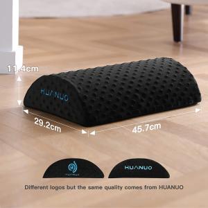 低至€23 原价€39Huanuo 脚垫 帮你戒掉跷二郎腿 2个高度 垫高促进血液循环