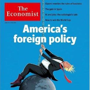 12周仅$45 + 免费送Moleskin笔记本订阅《The Economist》电子书和杂志 练英文洞晓天下事