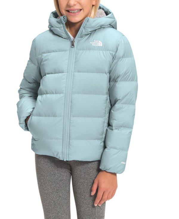 女大童保暖外套 多色选