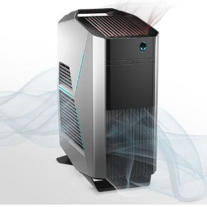 $1099.99Alienware Aurora 游戏台式机(i5-9400, 1660Ti, 16GB)