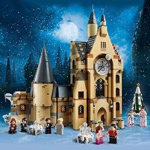 Lego霍格沃茨钟楼