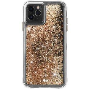 白菜价:Case-Mate iPhone 11 Pro 金色流沙保护壳