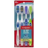 360 防蛀高效清洁牙刷 4支装