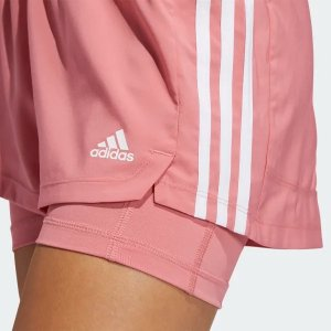 AdidasPacer 3-Stripes 女款短裤
