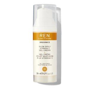 REN Clean Skincare维C面霜