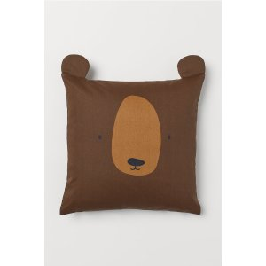 H&M小熊靠枕