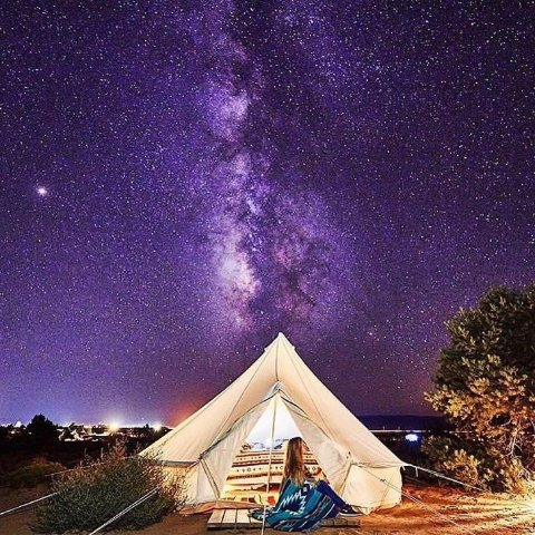 As Low as $94Zion Luxury Camping
