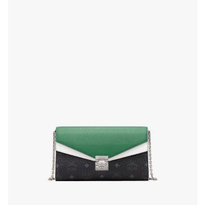 MCMMillie Crossbody in Color Block Leather