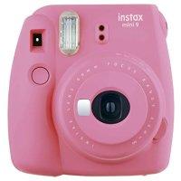 Fujifilm - Instax Mini 9  拍立得 粉色