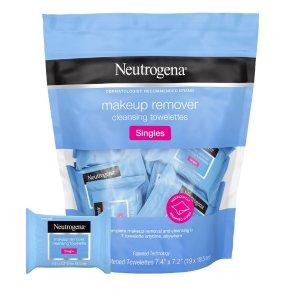 Neutrogena第二件半价洁面湿纸巾