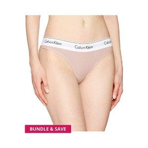 Calvin Klein20% Off over 3 ItemsModern Cotton Bikini