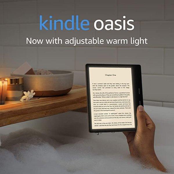 Kindle Oasis 黑色 8GB