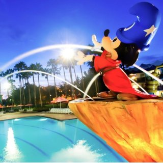 房费最高7.5折+迪士尼礼卡奥兰多迪士尼主题酒店度假村暑期特卖