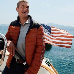 Nautica保暖外套