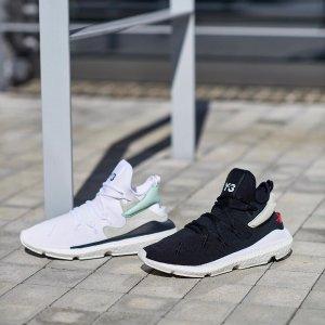 立享7.8折 + 包税直邮中国Y-3 男子鞋服精选,T恤¥285,收 Stan Zip 拉链板鞋