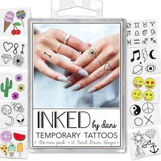 $6.94起纹身贴纸热卖 随心情改变设计